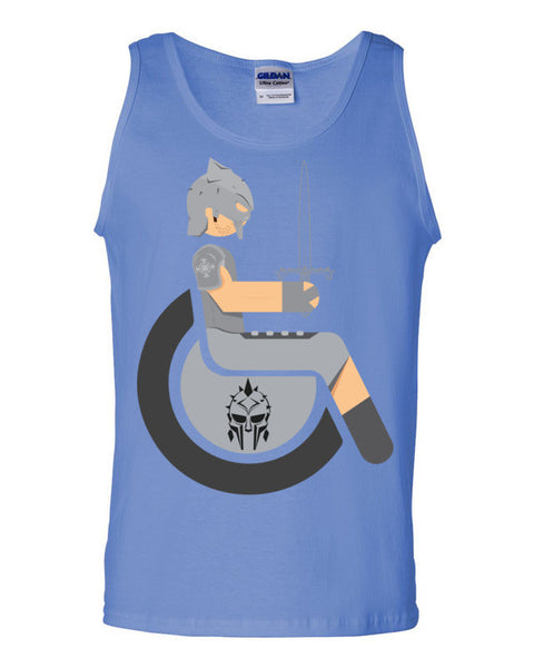 Men's Adaptive Gladiator Tank Top