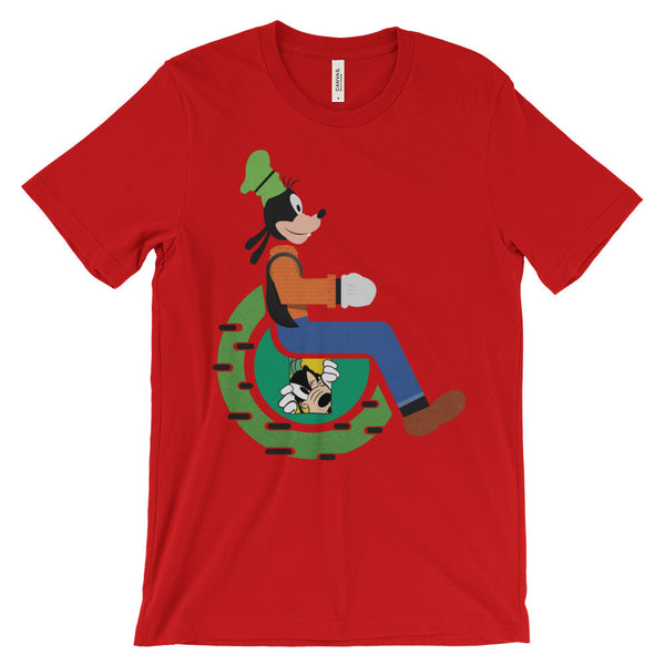 Adaptive Goofy Short Sleeve T-Shirt (3XL-4XL)
