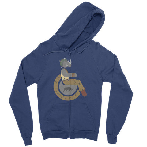 Men's Adaptive Rocksteady Zip Hoodie