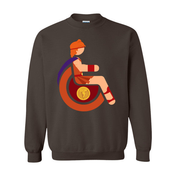 Men's Adaptive Hercules Crewneck Sweatshirt