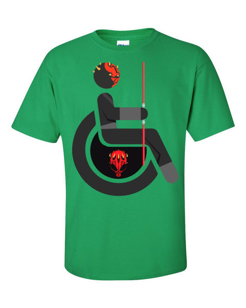 Men's Adaptive Darth Maul T-Shirt