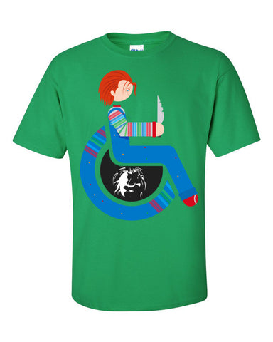 Men's Adaptive Chucky T-Shirt