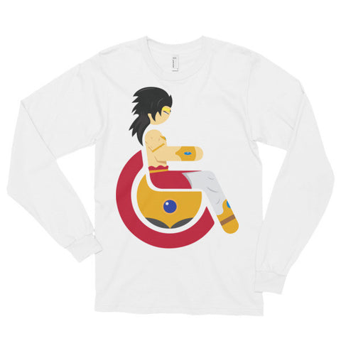 Adaptive Broly Long Sleeve