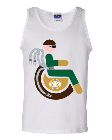 Men's Adaptive Doctor Octopus Tank Top