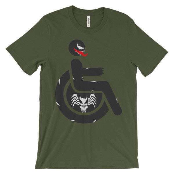 Adaptive Venom Short Sleeve T-Shirt