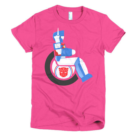 Women's Adaptive Ultra Magnus T-Shirt (XL-2XL)
