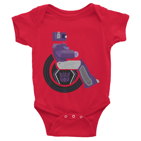 Adaptive Shockwave Baby Onesie