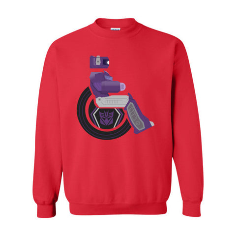 Men's Adaptive Shockwave Crewneck Sweatshirt