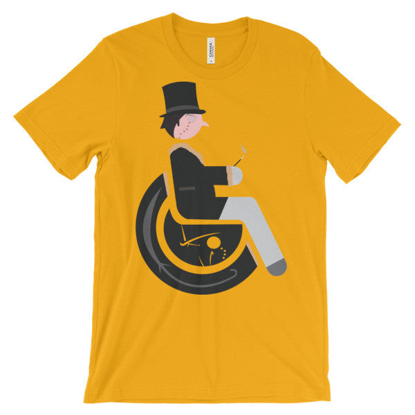Adaptive Penguin Short Sleeve T-Shirt