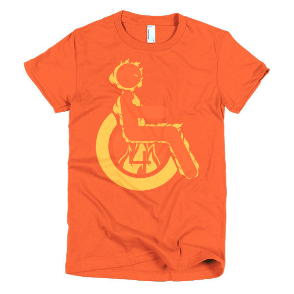 Women's Adaptive Human Torch T-Shirt (XL-2XL)
