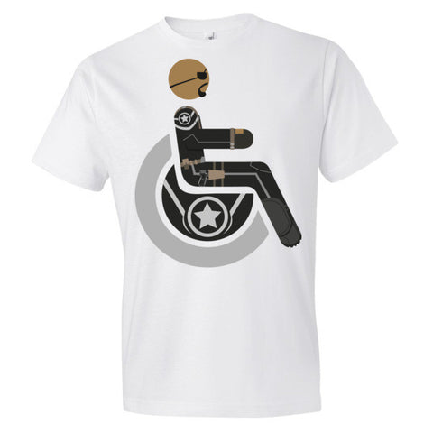 Men's Adaptive Nick Fury Lightweight T-Shirt