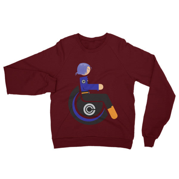 Adaptive Future Trunks Raglan Sweater