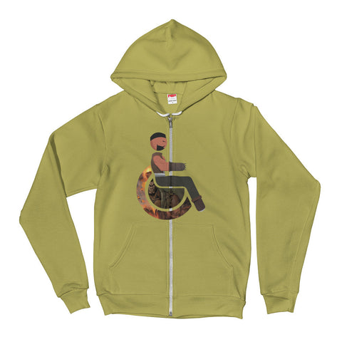 Adaptive Barret Wallace Flex Zip Hoodie