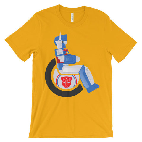 Adaptive Ultra Magnus Short Sleeve T-Shirt
