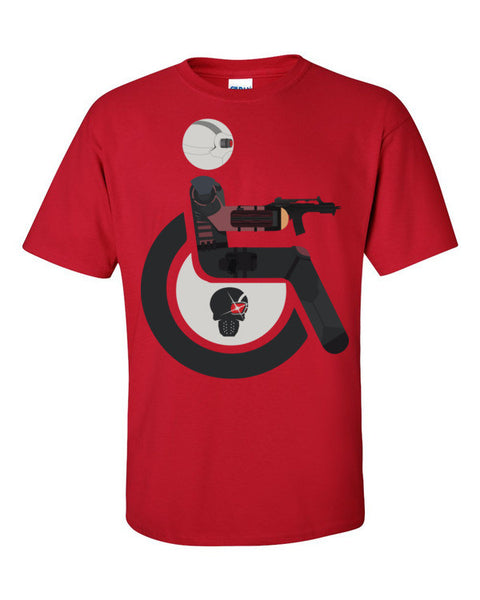 Men's Adaptive Deadshot T-Shirt