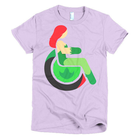 Women's Adaptive Poison Ivy T-Shirt (S-L)