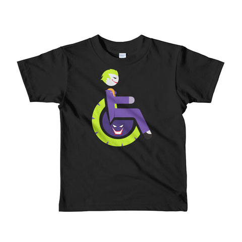 Kid's Adaptive Joker T-Shirt (2yrs-6yrs)