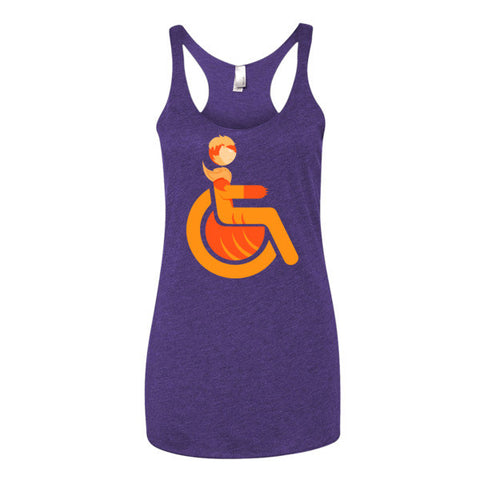 Women's Adaptive Sabretooth Tank Top (XS-L)