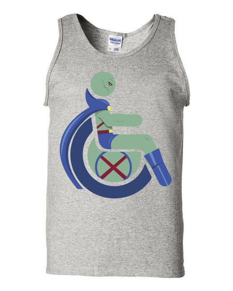 Men's Adaptive Martian Manhunter Tank Top