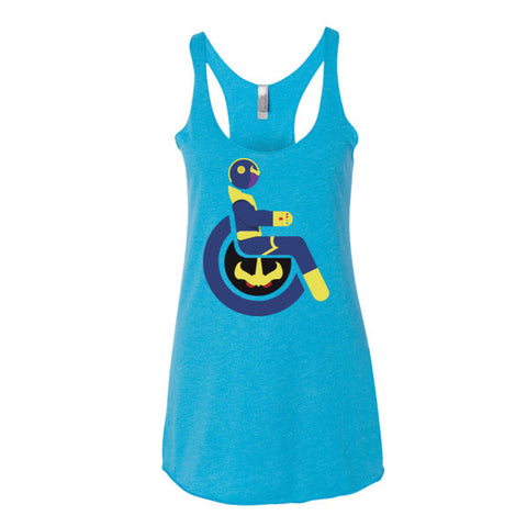 Women's Adaptive Thanos Tank Top (XS-L)