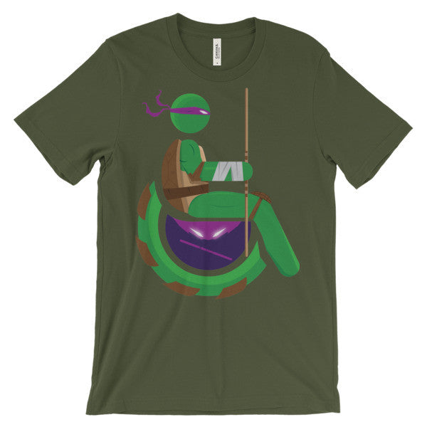 Adaptive Donatello Short Sleeve T-Shirt