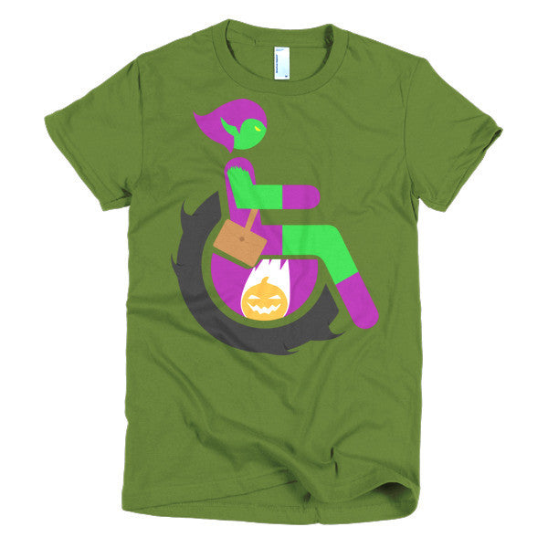 Women's Adaptive Green Goblin T-Shirt (S-L)