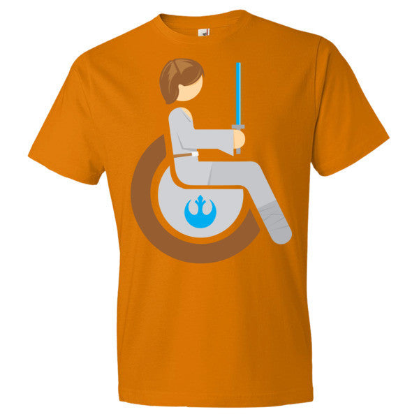 Men's Adaptive Luke Skywalker Lightweight T-Shirt