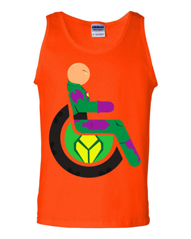 Men's Adaptive Lex Luthor Tank Top