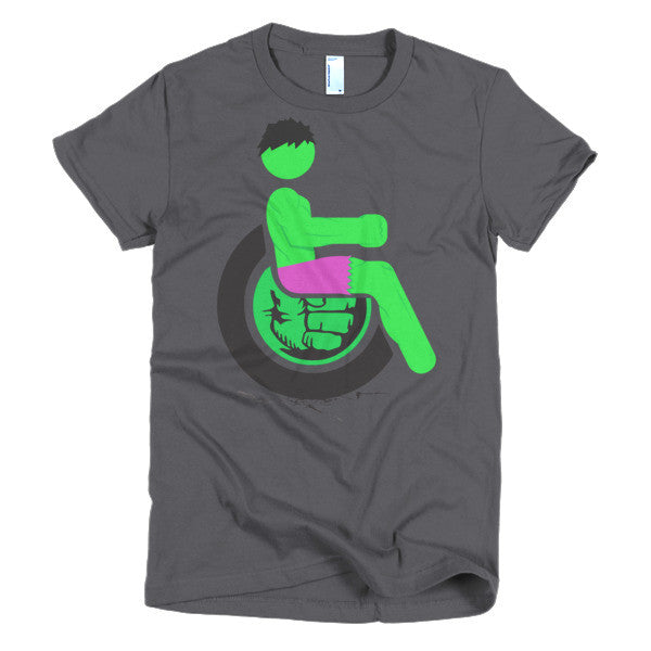 Women's Adaptive Hulk T-Shirt (S-L)