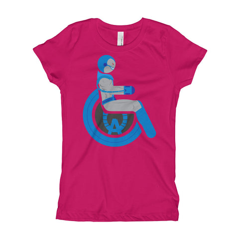 Girl's Youth Adaptive Apocalypse T-Shirt (XS-XL)