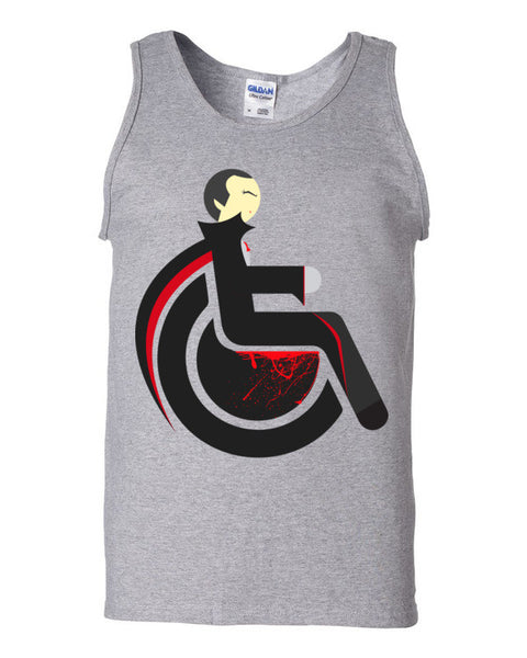 Men's Adaptive Dracula Tank Top
