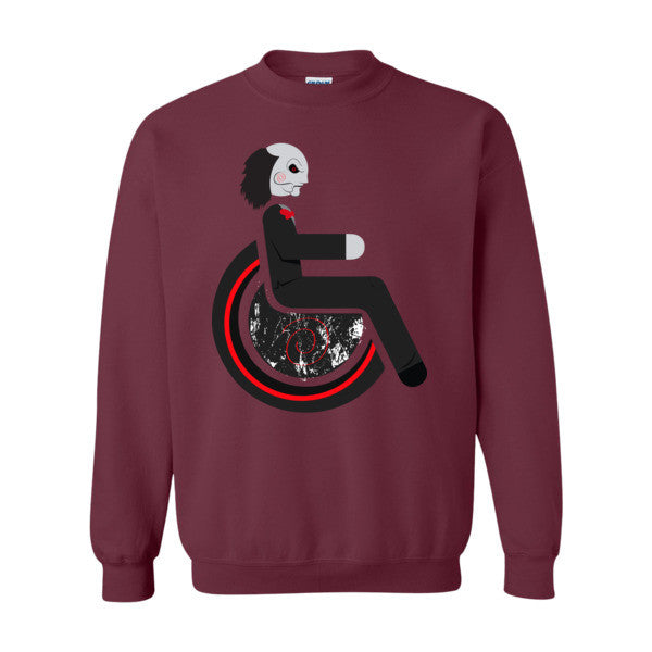 Men's Adaptive Jigsaw Crewneck Sweatshirt