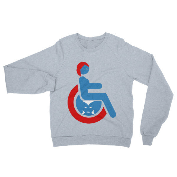 Adaptive Mystique Raglan Sweater