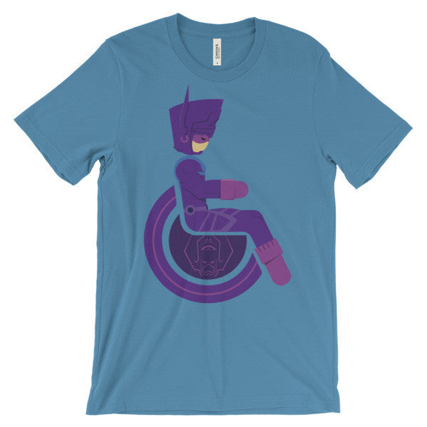 Adaptive Galactus Short Sleeve T-Shirt