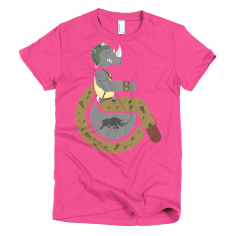 Women's Adaptive Rocksteady T-Shirt (S-L)