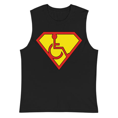 Men's Adaptive S-Man Muscle Tank