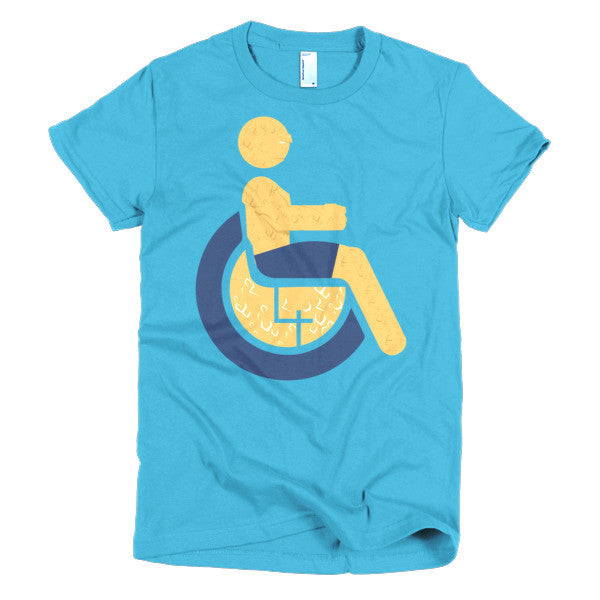 Women's Adaptive The Thing T-Shirt (XL-2XL)