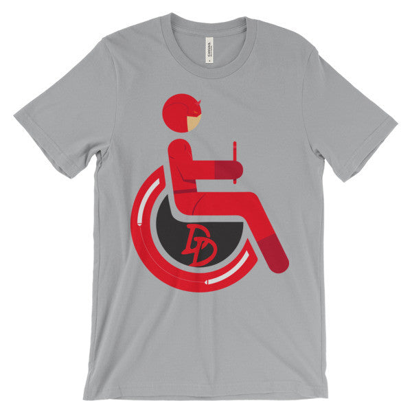 Adaptive Daredevil Short Sleeve T-Shirt