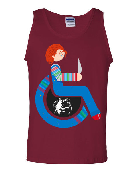 Men's Adaptive Chucky Tank Top