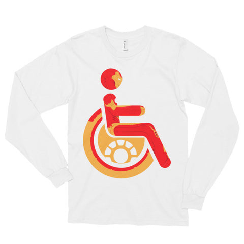 Adaptive Iron Man Long Sleeve