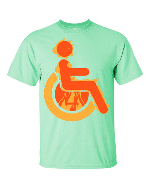 Men's Adaptive Human Torch T-Shirt