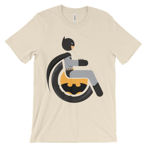 Adaptive Batman Short Sleeve T-Shirt