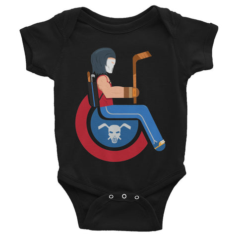 Adaptive Casey Jones Baby Onesie