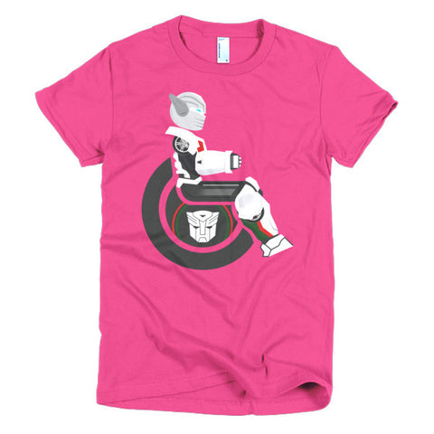 Women's Adaptive Wheeljack T-Shirt (XL-2XL)