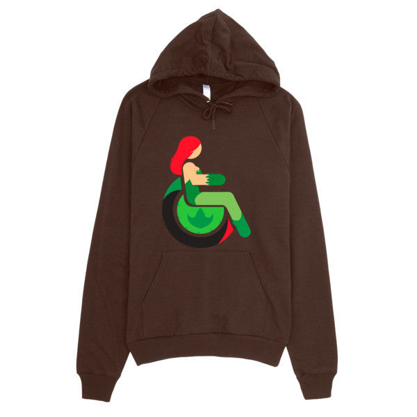 Adaptive Poison Ivy Hoodie