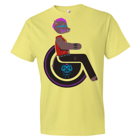 Men's Adaptive Bebop Lightweight T-Shirt