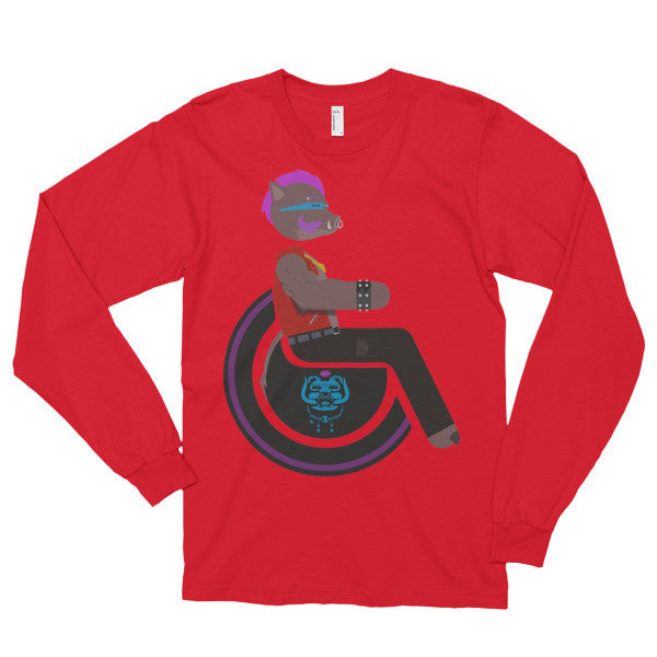 Adaptive Bebop Long Sleeve