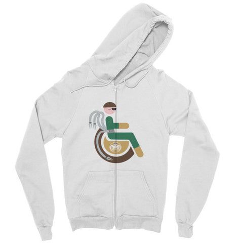 Men's Adaptive Doctor Octopus Zip Hoodie
