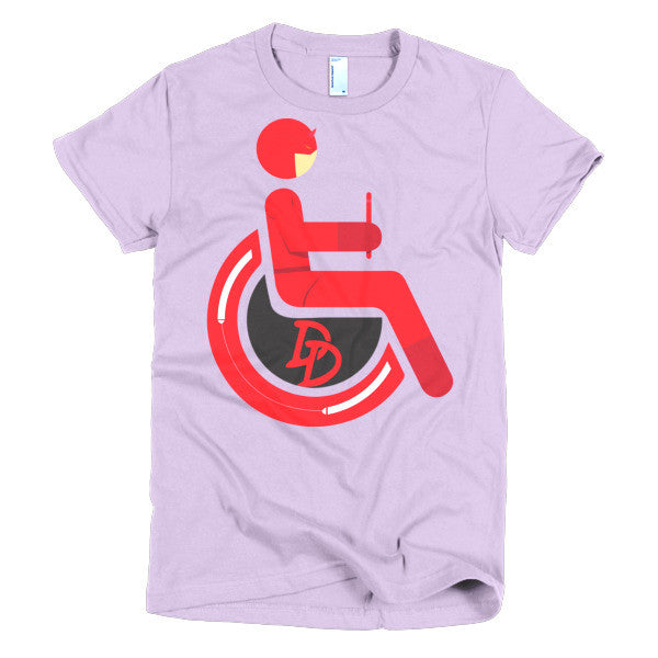 Women's Adaptive Daredevil T-Shirt (S-L)