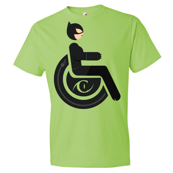 Men's Adaptive Catwoman Lightweight T-Shirt